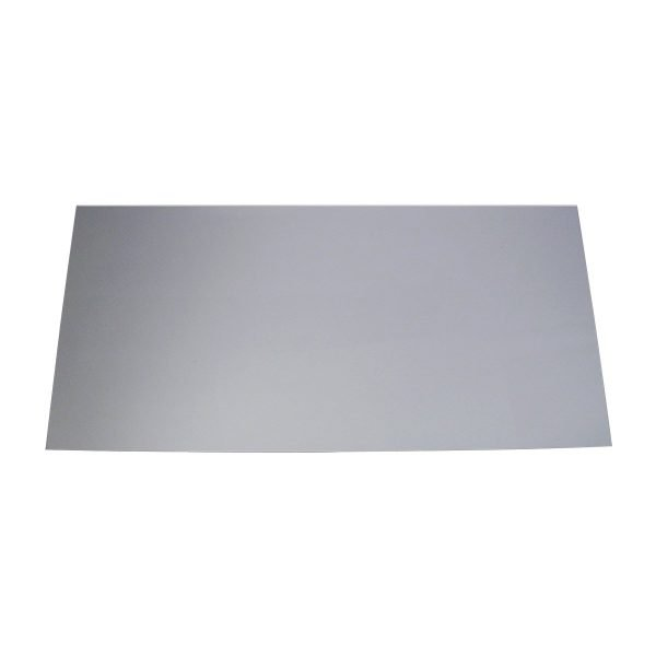 "Standard 12"" x 24"" Abrasive Sandblasting Cabinet Acrylic Outer Lens Protector"