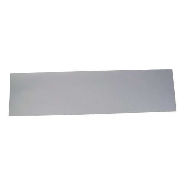 "Extra-Large 12"" x 45"" Abrasive Sandblasting Cabinet Acrylic Outer Lens Protector"
