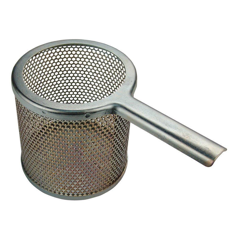 Abrasive Sandblasting Cabinet Skat Blast Bolt Basket