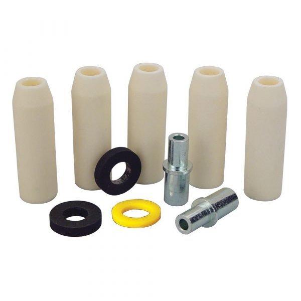 Ceramic Nozzle Combo for Abrasive Sandblasting Cabinet Guns