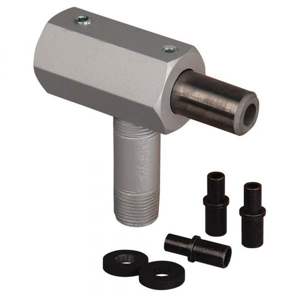 Hi-Pro High-Volume Power Head for Abrasive Sandblasting Cabinet Gun
