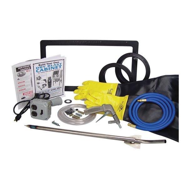 Skat Blast Master Build-Your-Own Trigger Abrasive Sandblasting Cabinet Kit