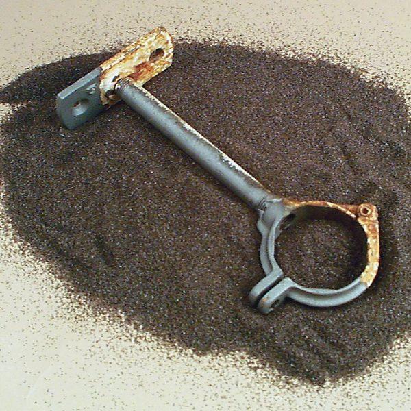 Abrasive Sandblasting Cabinet Aluminum Oxide Abrasive