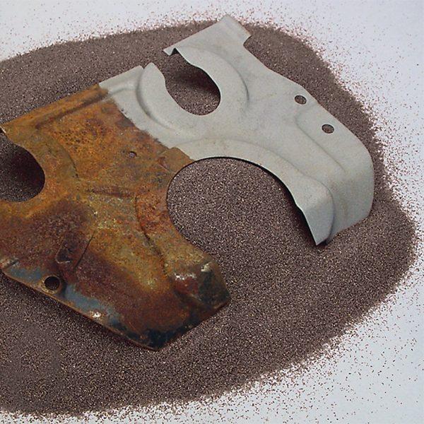 Abrasive Sandblasting Cabinet Fast Cut MAX Abrasive