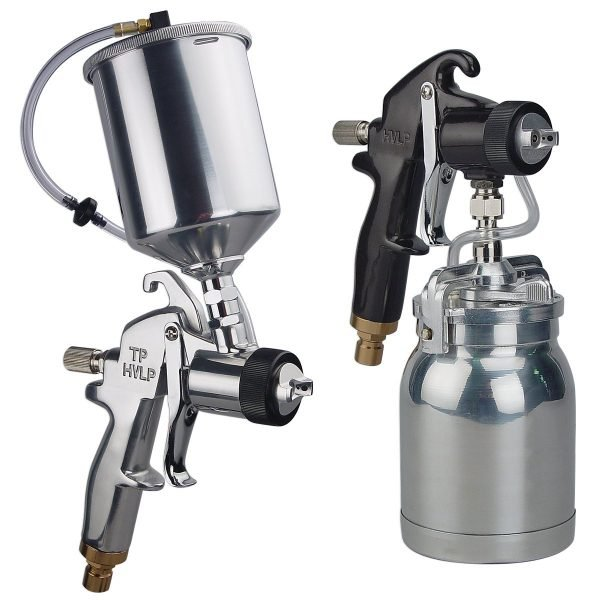 HVLP Turbine Spray Guns