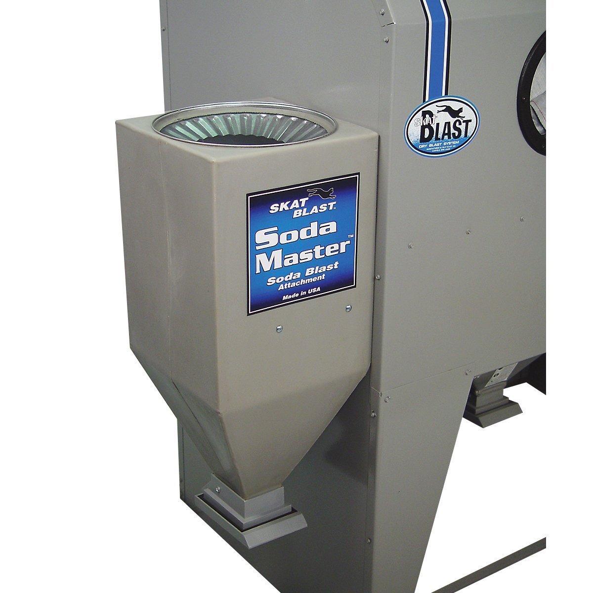 SM-50 Direct Mount Soda Master Attachment for Abrasive Sandblasting Cabinet