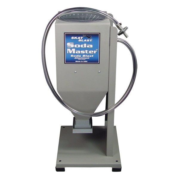 SM-60 Stand Alone Soda Master Sandblasting Cabinet Attachment