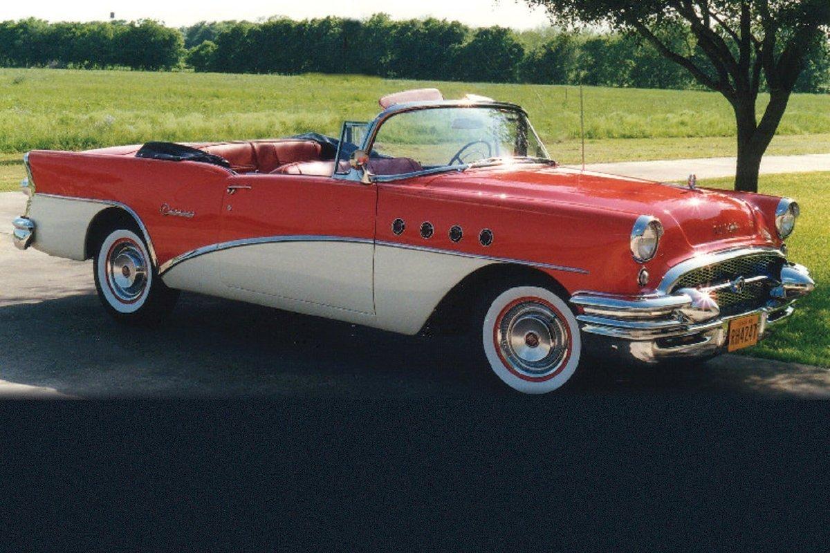 55 Buick Century Auto Restoration