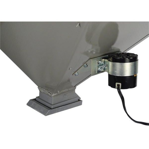 Super-Pro Abrasive Shaker on Blast Cabinet