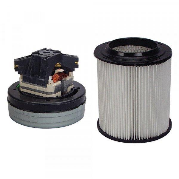 Vacuum Motor & HEPA Filter Cartridge Kit
